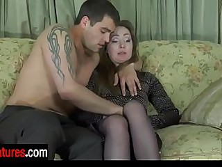 kinky mom on video